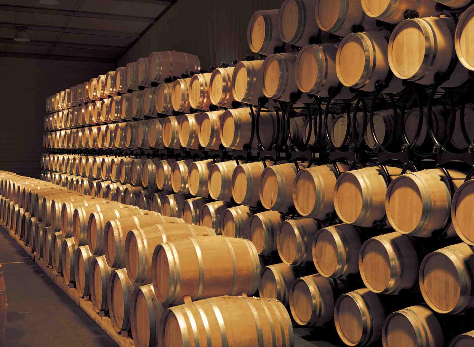 stack wine barrels. OXOline 1 Compact 350L Cognac Stack Wine Barrels